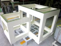 メラミン樹脂塗装